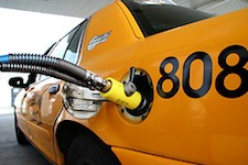 Cab Driver Unrest Days in Dallas Over Special Privileges for Natural Gas Cabs