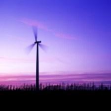 Wind energy hits record peak in California