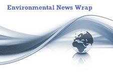 The latest environmental news headlines