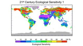 Ecological changes in the 21st Century