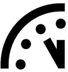 Doomsday Clock moves closer to midnight