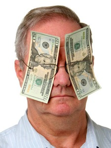 The Heartland Institute - blinded by money