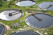 According to the Environmental Protection Agency, the collection, distribution and treatment of drinking water and wastewater in the U.S. uses up significant amounts of energy and releases some 116 billion pounds of carbon dioxide each year -- as much global warming pollution as 10 million cars on the road