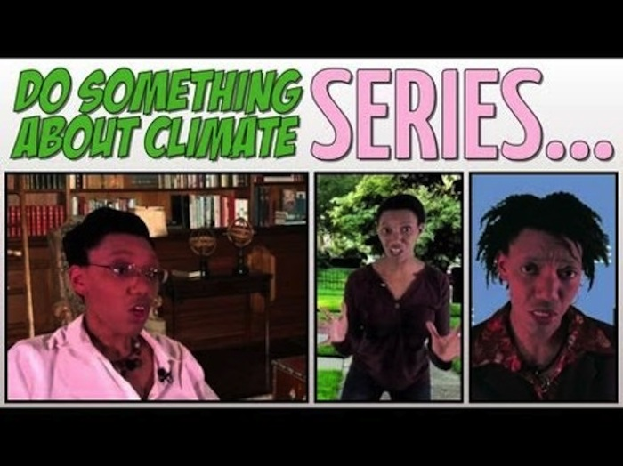 Recommended Video Series: Don't Just Sit There – Do Something! (about climate change)