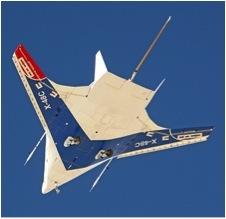 NASA Develops Aircraft Design that Uses 50 Percent Less Fuel