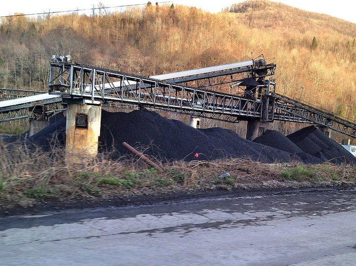 U.S. Coal Consumption Down