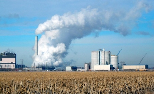 Waste CO2 Could be Source of Renewable Power