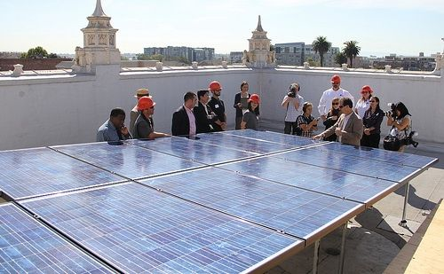 """Gifts That Keep On Giving: Pledges to Mosaic's """"Put Solar On It"""""""