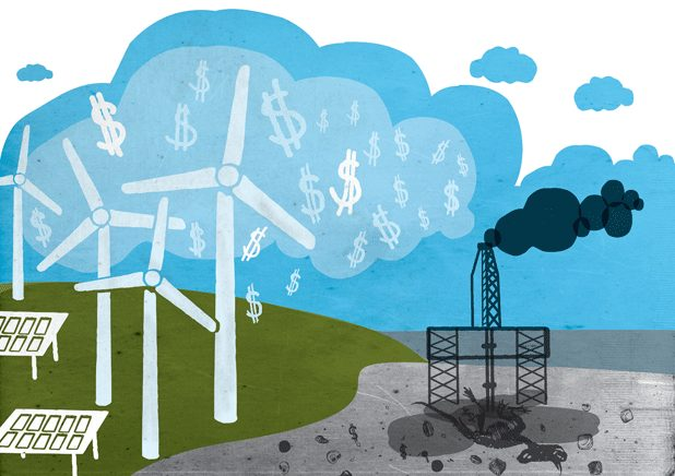 17 Foundations Divest from Fossil Fuels