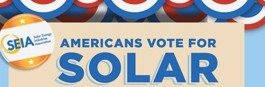Infographic: Americans Vote for Solar