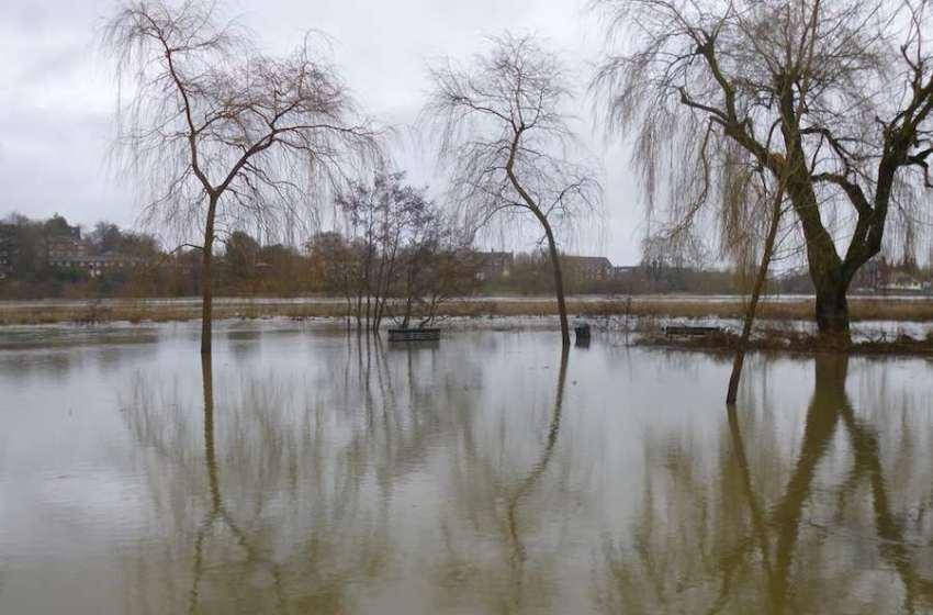 British Isles Endure Unprecedented Flooding