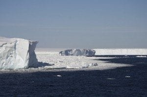 New research from NASA indicates an unstoppable chain reaction of Antarctic ice melt in the Amundsen sea