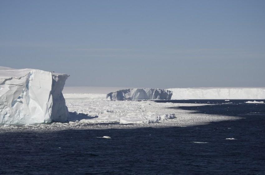 NASA Research Indicates Slow, Irreversible West Antarctic Ice Melt