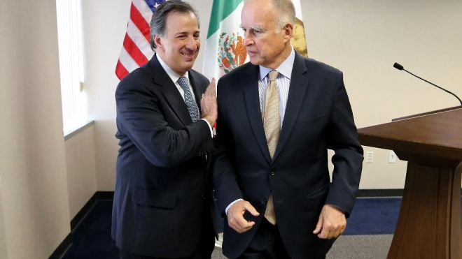 California, Mexico Sign Climate Change-Green Trade Pact