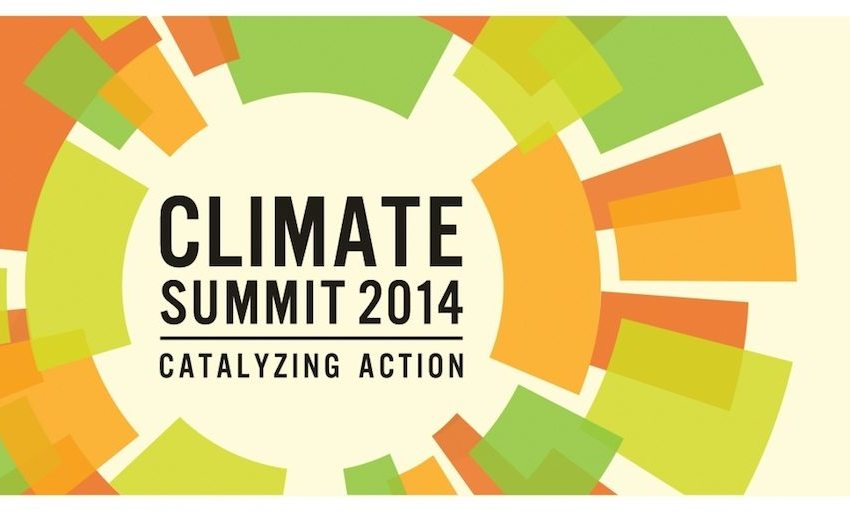 The UN Climate Summit and the People's Climate March