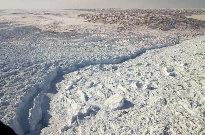 EarthTalk: Antarctic Ice Melt