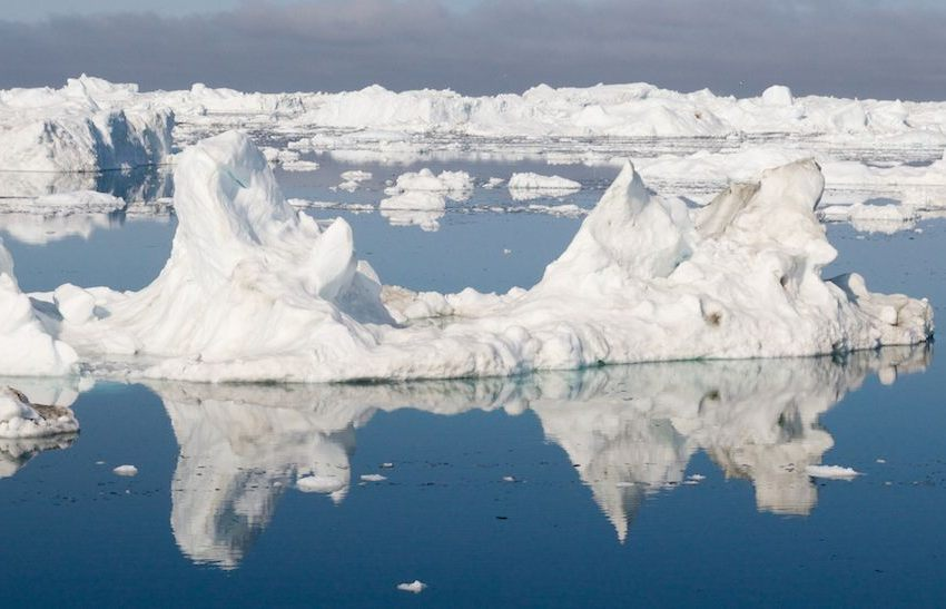 Greenland Ice Melt 2014 and Beyond: Follow the Water