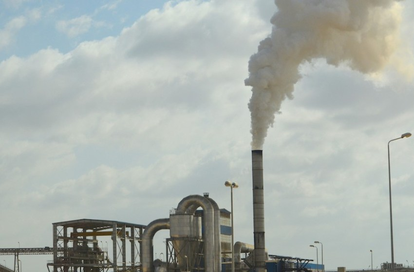 Large Industrial U.S. Greenhouse Gas Emissions Rise 20M Metric Tons