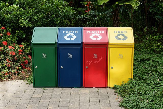 The Lesser Known Correlation between Recycling and Climate Change