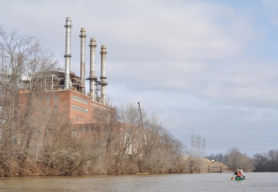 Duke Dan River Coal Plant