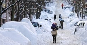 Winter Weather is changing across the globe