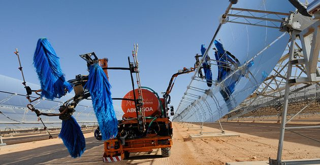 Renewable Energy and Efficiency in Southern Med and Eurasian Nations