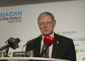 Stalwart GOP climate deniers such as James Inhofe have lost  all vestige of credibility