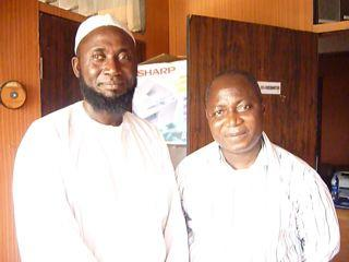 The Pastor and the Imam