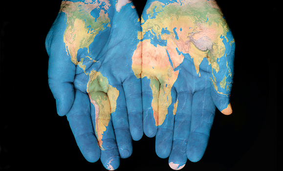 The world in our hands - what is the cost of business as usual?