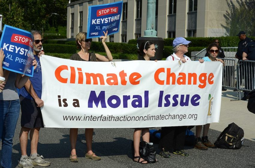 Dems Poised to Benefit as Climate Change Emerges as an Election Issue