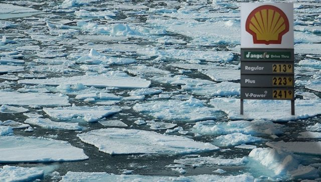 Shell abandons Arctic because of market forces, not environmental epiphany