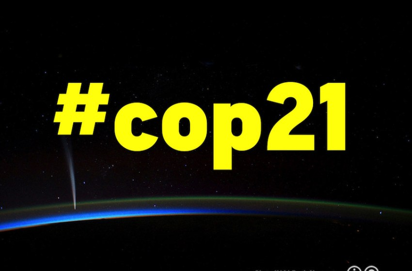 COP21 Will Change the Course ofHistory