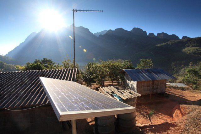 Climate finance will lead to development of microgrids and distributed energy