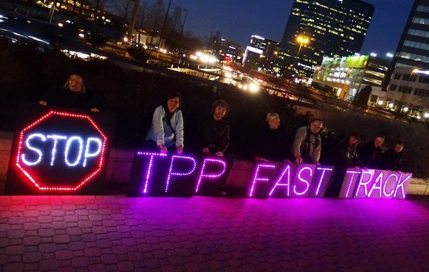 EarthTalk: Environmental and Social Concerns Over the Trans-Pacific Partnership
