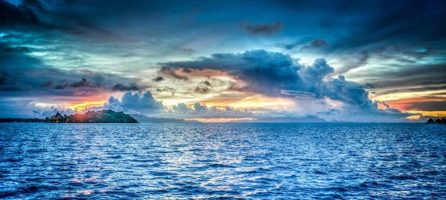 """The beauty of the ocean hides within it troubling secrets, such as a decrease in oxygen levels that could lead to increasing """"dead zones"""""""