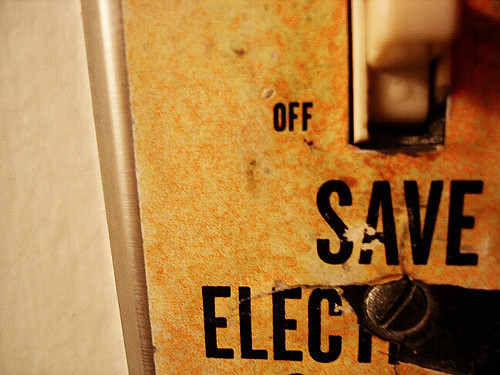7 Ways You're Upping Your Energy Consumption