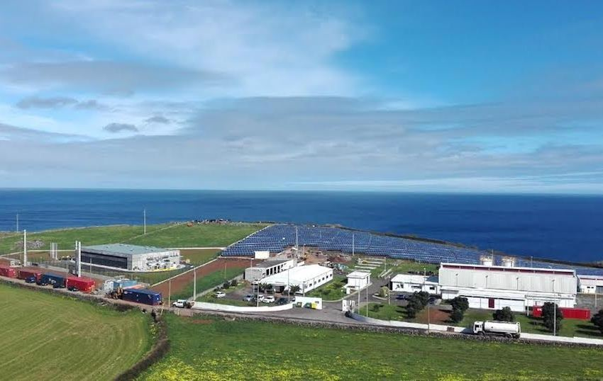 Azores Wind-Solar-Battery Storage System to Reduce Environmental Impacts 43 Percent