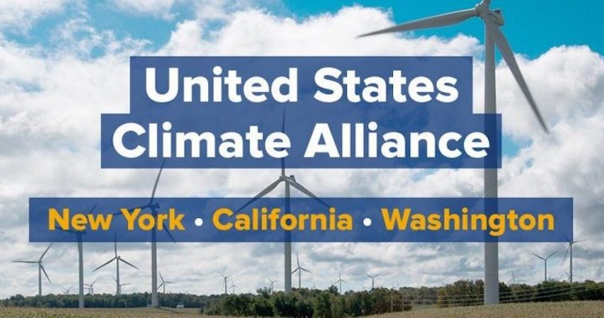 Nine States and Puerto Rico Join California, New York, Washington in US Climate Alliance