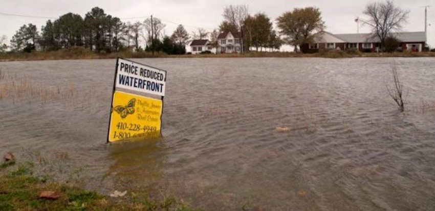 Chronically Inundated US Coastal Communities Could Jump from 90-plus to Nearly 170 In Less Than 20 Years