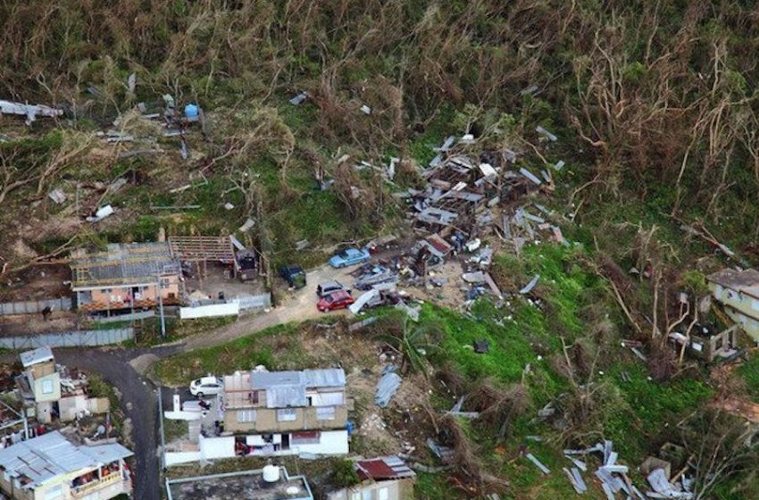 Volunteer Power Industry Disaster Relief, Solar Energy Co-op Deploying Solar Outreach Solutions (SOS) in Puerto Rico