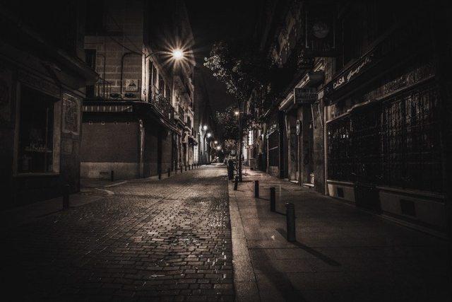 Walking the gaslit streets