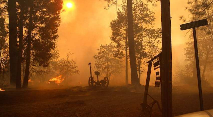 The Science Is In: Climate Change Is Increasing Wildfires