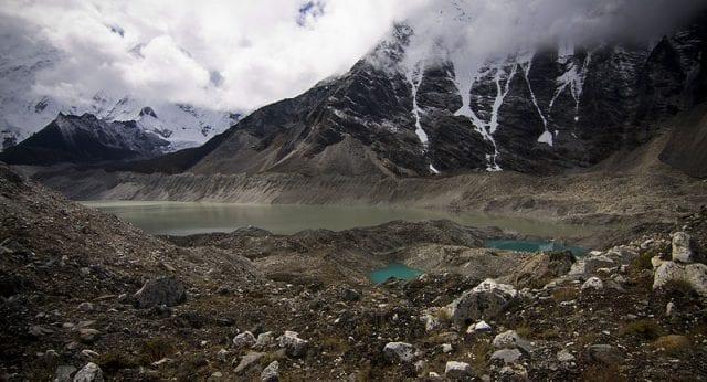 Nepal Seeks Climate Change Aid as Glaciers Retreat and Lakes Swell