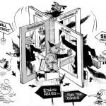 SEC's Revolving Door: Who Will Regulate the Regulators