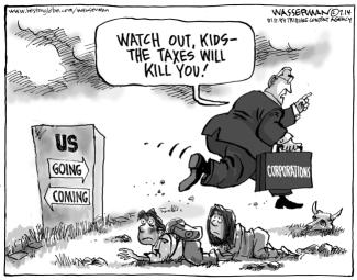 trillion offshore corporate wealth