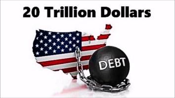 us debt twenty trillion dollars