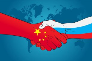 Russia China Sanctions Trade