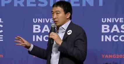 Andrew Yang UBI
