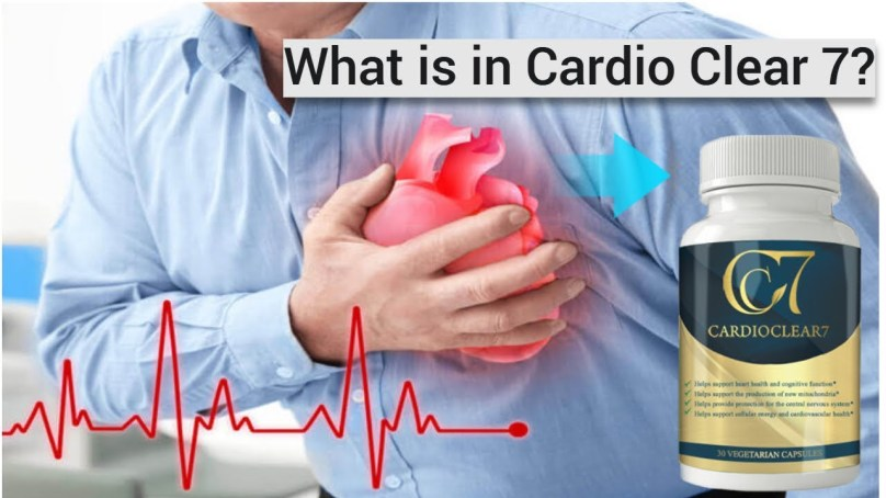 What Is Cardio Clear 7