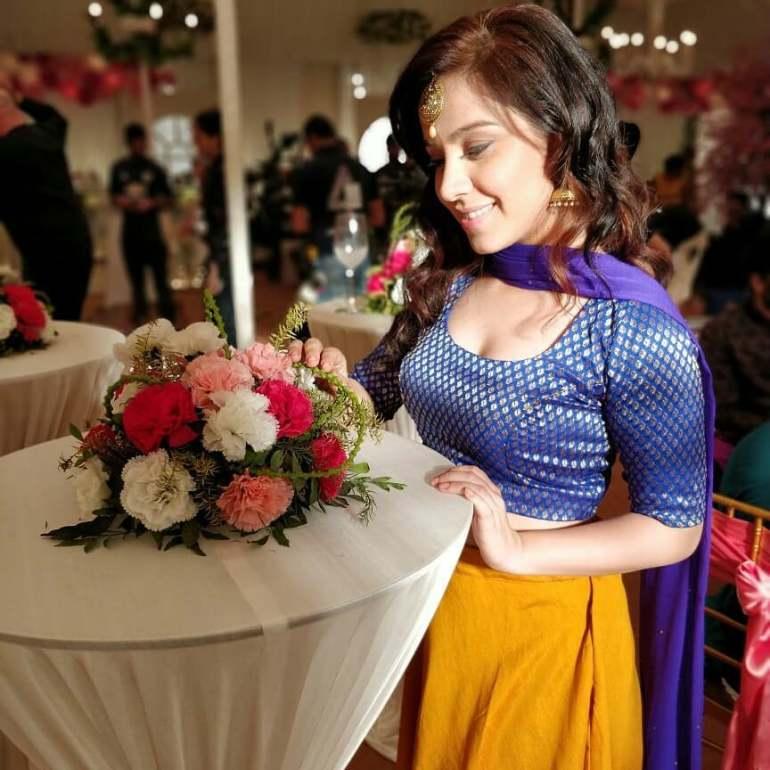 Ruby Bharaj Desi Girl Look